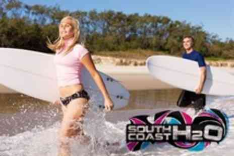 South Coast H2O - Two Hour Taster Session - Save 30%