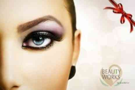 Beauty Works - Semi Permanent Make Up On One Area Such As Brows or Lips - Save 68%