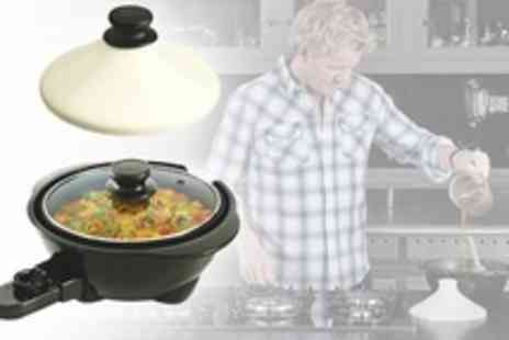 Curated.co.uk - Gordon Ramsay Slow Cooker and Tagine - Save 56%