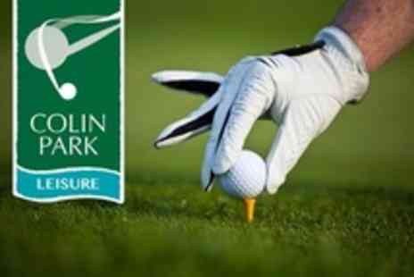 Colin Park - Round of Golf For Two or Four With Bacon Butties and Coffee - Save 51%