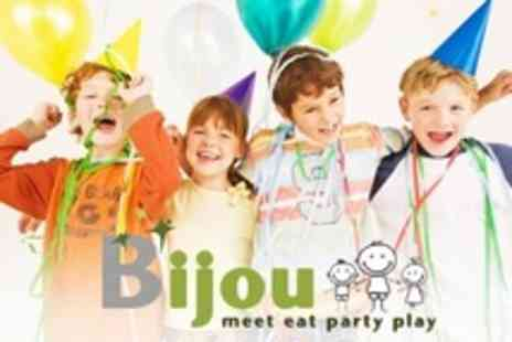 Bijou - Childrens Party For Ten - Save 68%
