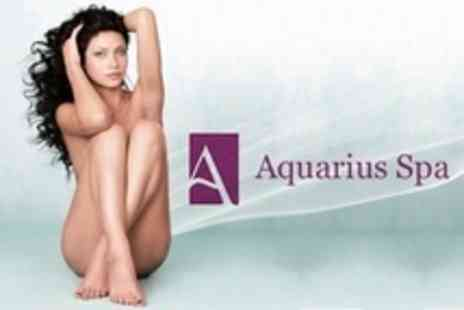 Aquarius Spa - Six Sessions of Energyst VPL Hair Removal - Save 76%