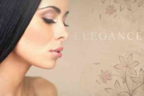 Elegance Beauty Salon - Mink Eyelash Extensions - Save 14%