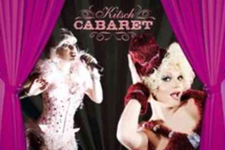 Kitsch Cabaret - Admission For One - Save 50%