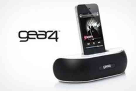 StudentComputers.co.uk - Gear4 StreetParty Portable Speaker Docks For iPod and iPhone - Save 30%