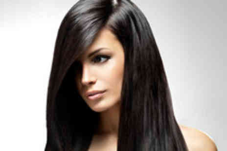 Sundas Hair and Beauty - Wash, condition & blow dry - Save 74%