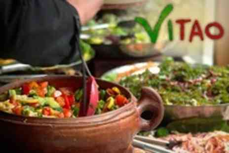 Vitao - Vegan Buffet For Two - Save 50%