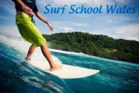 Surf School Wales - 90 Minute Surfing Class - Save 60%