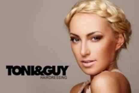 Toni&Guy Middlesbrough - Cut, Style and Finish With Intense Conditioning Mask - Save 60%
