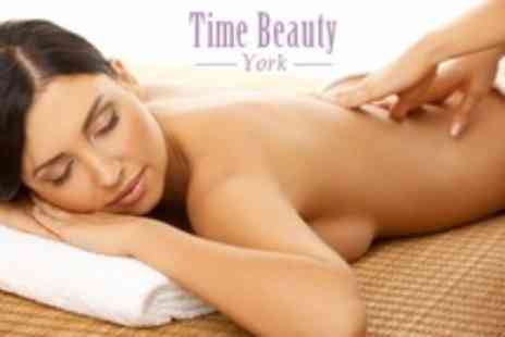 Time Beauty - Choice of Two Beauty Treatments Including Express Facial - Save 62%