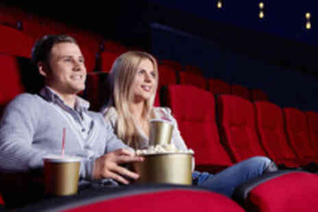 Screen 22 - Private cinema screen hire for up to 22 people - Save 66%