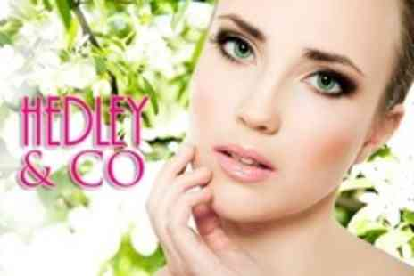 Hedley and Co - Pamper Package with Full Body Massage Plus Hot Wax Manicure or Pedicure - Save 57%
