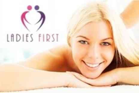 The Little Beauty Room - Back, Neck and Shoulder Massage With Deep Cleanse Facial - Save 62%