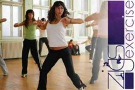 Zigs Exercise - Six Zumba Classes - Save 67%