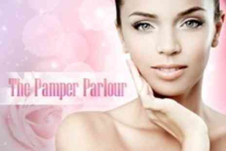 The Pamper Parlour - Choice of Facial Plus Wash and Blow Dry - Save 50%