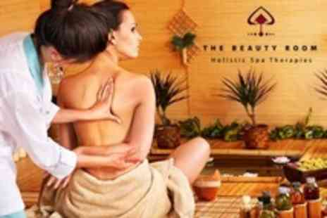 The Beauty Room - Espa Spa Scrub Package With Exfoliation, Massages and Facial - Save 50%