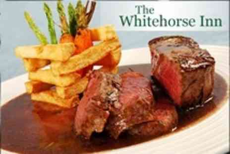 The Whitehorse Inn - Chateaubriand With Hand Cut Chips For Two - Save 27%