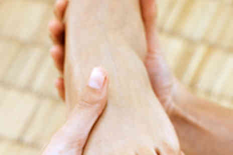 Fight for Fitness - Reflexology Session - Save 58%