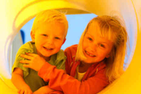 Forward for Kids - Two Soft Play Passes and Two Soft Drinks - Save 52%