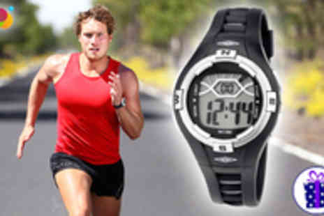 JazzyDeals - Umbro Digital Sports Watch - Save 55%