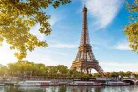 AA Getaways - Two night Paris break and Eurostar return - Save 40%