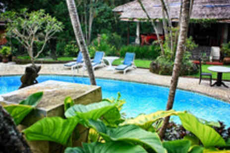 Puri Bunga Resort - 3 Fabulous nights for 2 - Save 47%