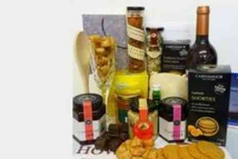 Flavours of Galloway - Luxury Christmas Hamper Flavours of Galloway - Save 55%