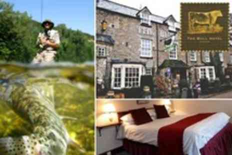 The Bull Hotel - In Cotswolds One Night Stay With Fishing Pass and Breakfast - Save 35%