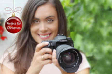Fab Photo Training - Interactive online iPhotocourse  learn how to take that perfect picture - Save 89%