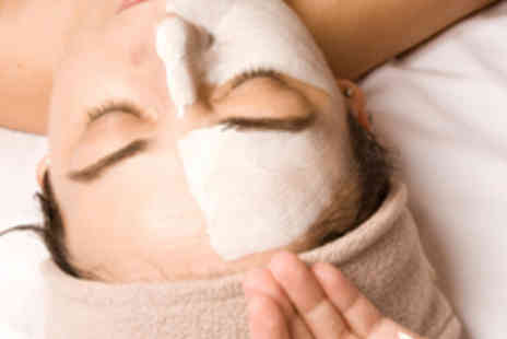 The Aloe Vera Centre - Hour Long Facial and Head Massage - Save 65%