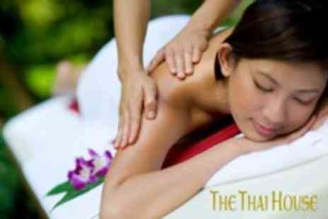 The Thai House - Thai Massage 60 Minute Session For One - Save 51%