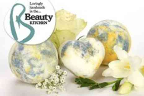 Beauty Kitchen - Bath Bomb Making Two Hour Class For One - Save 63%