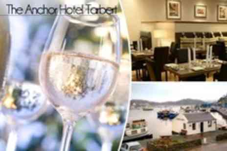 The Anchor Hotel - In Tarbert Two Night Stay For Two With Bottle of Wine, Chocolates and Breakfast - Save 50%