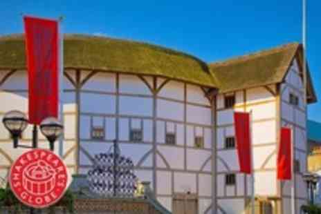 Shakespeares Globe Theatre - Guided Tour and Exhibition Entry For Two Plus Souvenir Guide - Save 50%