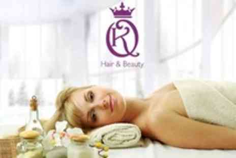 Kings n Queens - Pamper Package One Hour of Treatments - Save 60%