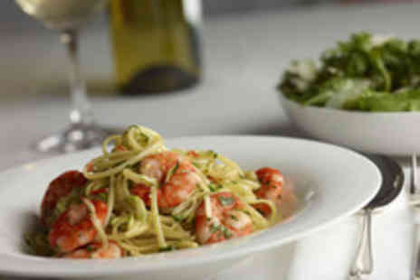 Michaelangelos -  la carte Italian meal for 2 including any pizza or pasta dish - Save 76%