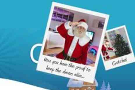 Personalised Santa Letter - Personalised Santa Photo in Your Own Home 1 - Save 50%