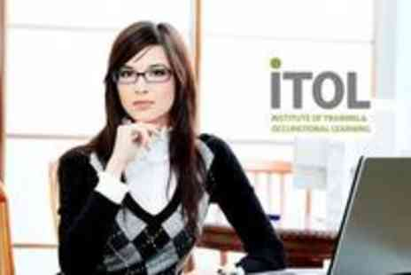 ITOL - Institute of Training and Occupational Learning  - Save 18%
