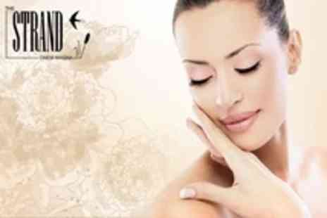 The Strand Spa - Pamper Package For Two with One Hour Deep Cleansing Facial - Save 51%
