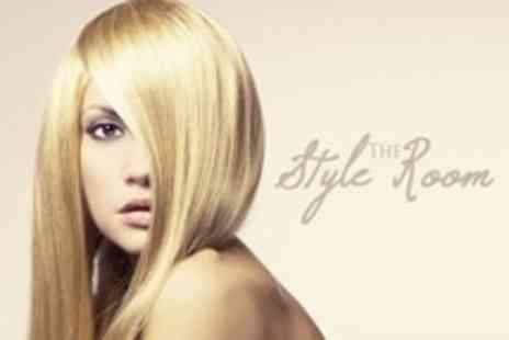 The Style Room - Half Head Highlights, Cut and Blow Dry - Save 13%