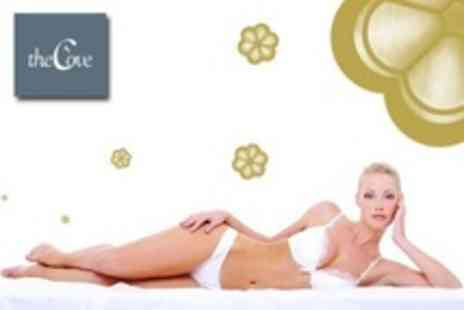 The Cove - Three Beauty Treatments Such as Back Massage, Spray Tan and Pedicure - Save 68%