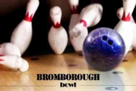 The Bromborough Bowl - One Bowling Games For Six - Save 70%