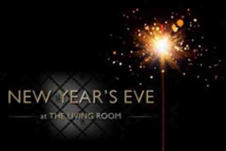 The Living Room - New Years Eve Party For Two With Champagne, Canapes, and Entertainment - Save 53%