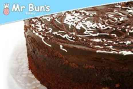 Mr Buns Bakery - Chocolate Cake Decorating Class For One - Save 17%
