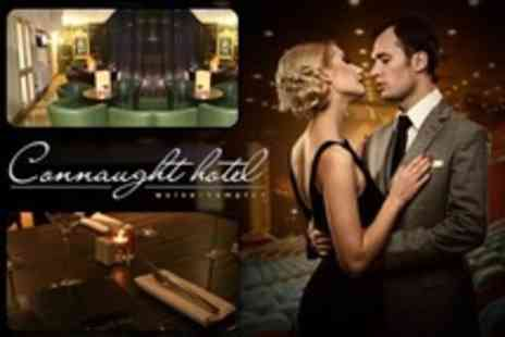 The Connaught Hotel - New Years Eve Stay For Two With James Bond Themed Dinner, Disco, and Breakfast - Save 13%