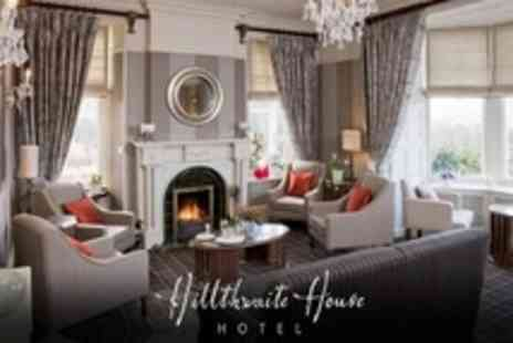 Hillthwaite House Hotel - Two Night Stay For Two With Five Course Dinner, Wine and Breakfast - Save 11%