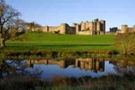 Purdy Lodge - Two night Northumberland break for two including breakfast each morning - Save 59%