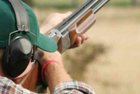 Fury Events - 50 Shot Clay Pigeon Shooting Experience - Save 51%