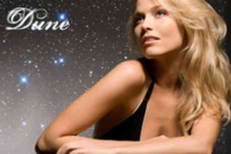 Dune - Colour Option Such as Full Head Highlights, Plus Cut and Blow Dry - Save 68%