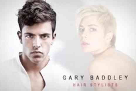 Gary Baddley Hair Stylists - Cut, Condition and Finish for One - Save 62%